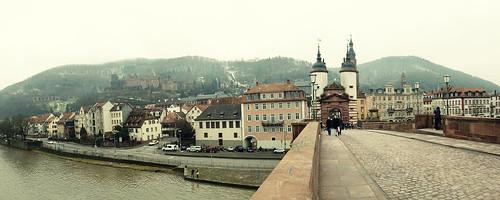 Alter Brücke, Heidelberg am Neckar