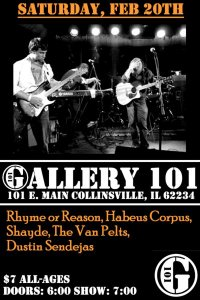 Gallery 101 2-20-10