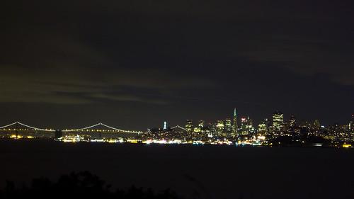 San Francisco Night by unicellular