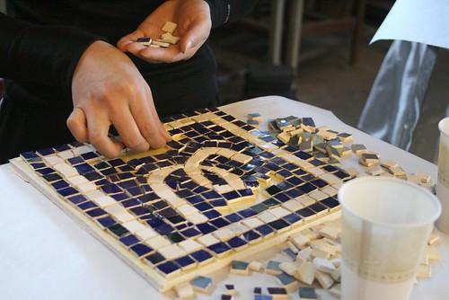 Ceramic Mosaic Workshop