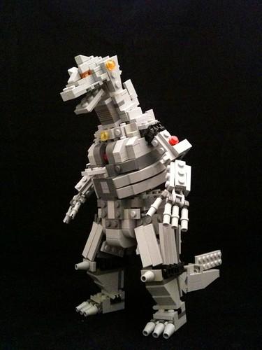 LEGO Mechagodzilla