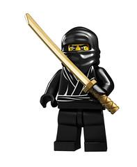 8683 Minifigures Ninja