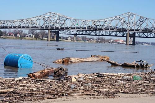 Ohio River 3-18-10