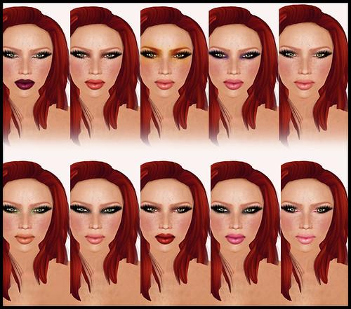 Nora Makeup