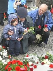 65. Jahrestag Selbstbefreiung KZ Buchenwald - 09
