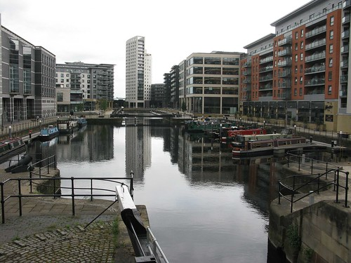 leeds waterfront