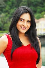 Indian Actress Ramya Hot Sexy Images Set-2  (80)