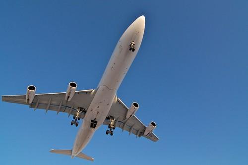 Air France A340-300 F-GNIH by BriYYZ, on Flickr