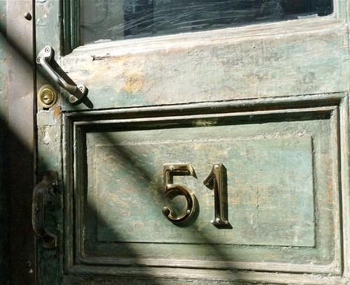 a door in Soho