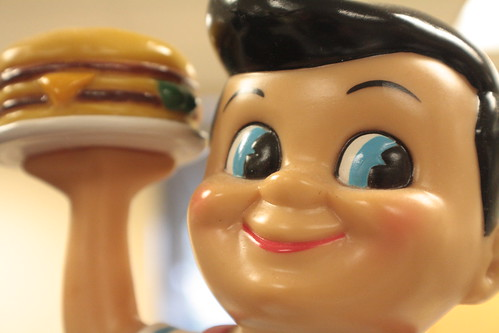 shoney's big boy