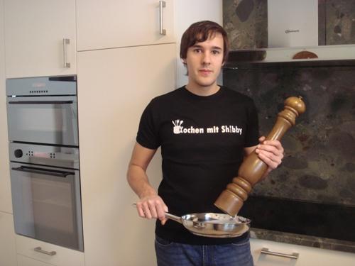 Kochen mit Shibby T-Shirt
