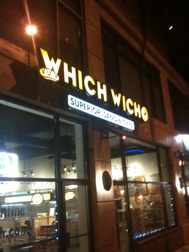 Which Wich Seattle