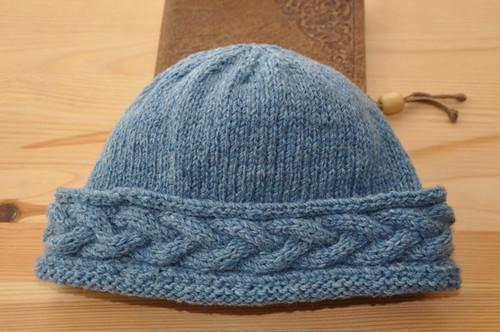 Coronet hat.