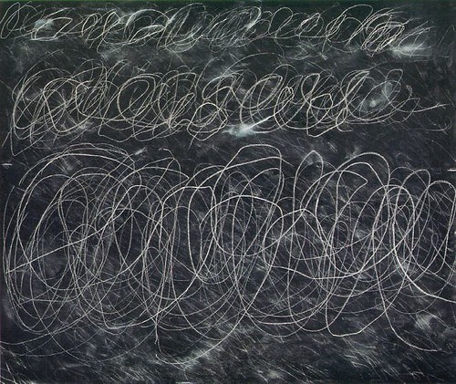 Cy Twombly: Untitled (1970)