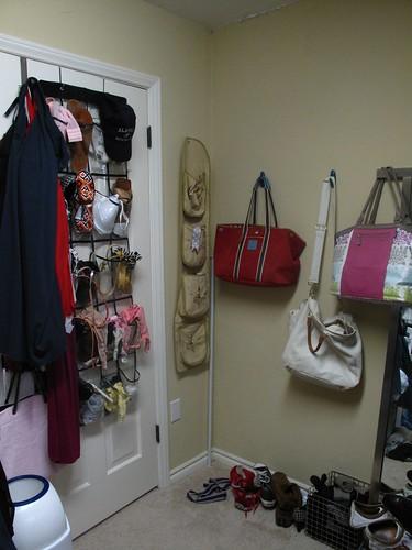 Awful closet