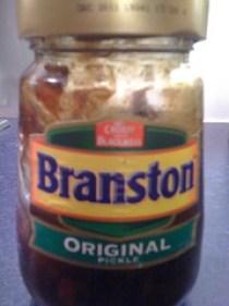 adventures of a gluten free globetrekker Surprising Items Labelled as Gluten Free: Branston Pickle Gluten Free News