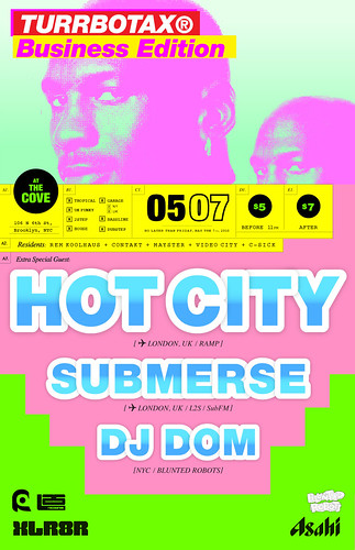 HOT CITY's first US appearance