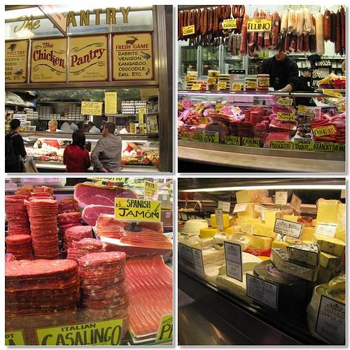 Melbourne Meat Market Mosaic