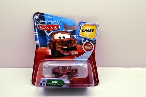 disney cars chase fred with fallen bumper (2)