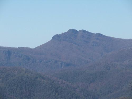 Close Up of Mt. Cobbler