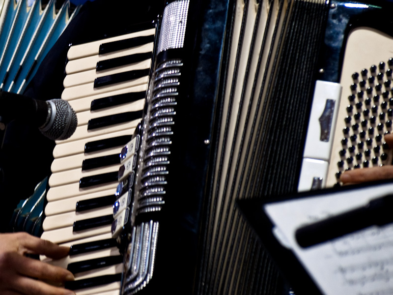 Accordion Abstract