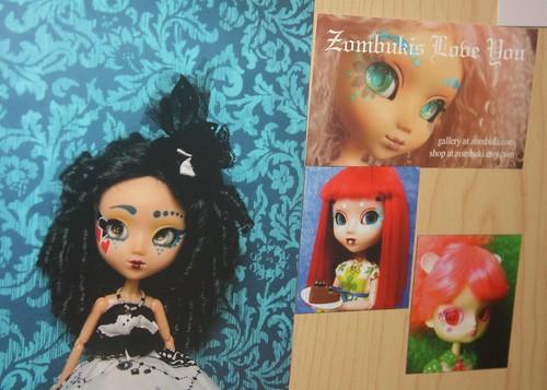 Zombuki Giveaway Prize