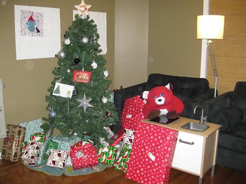 After Santa's Visit