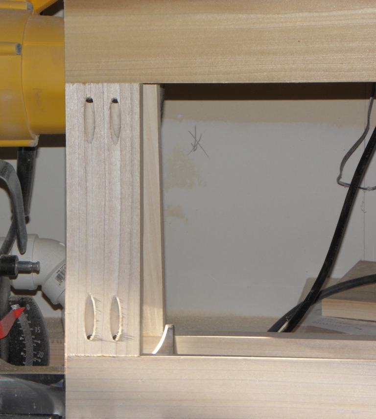 Face Frame Joints