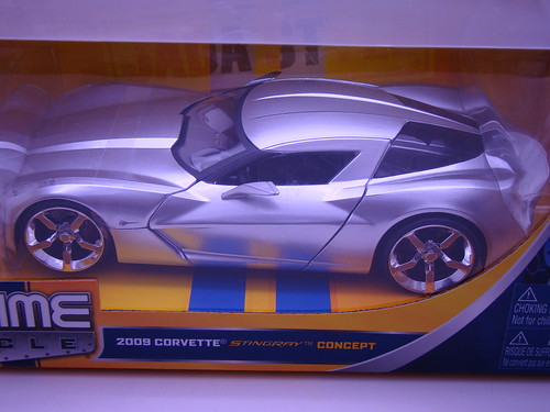Jada Toys Concept corvette Stingray (5)