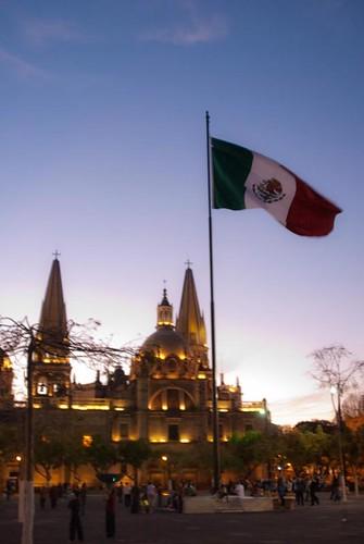 La Bandera y Catedral