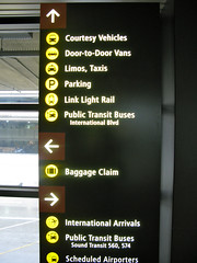 Sea-Tac Airport Wayfinding by Oran Viriyincy