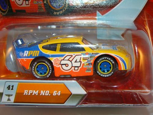 Disney CARS Lenticular RPM 64 (1)