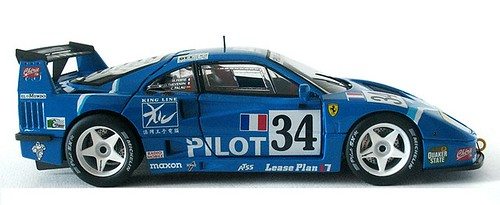 Ferrari F40LMdx