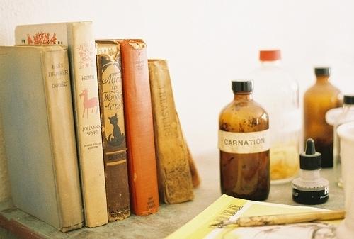 Books & Bottles