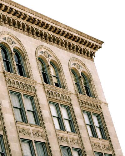 the Chapman Building