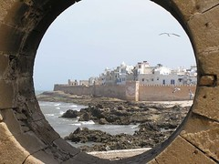 View on Essaouira