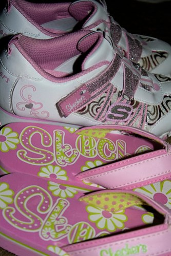 Madi's New Shoes