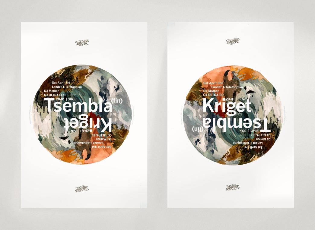 Tsembla/Kriget