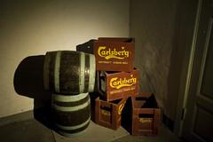 Carlsberg Crates