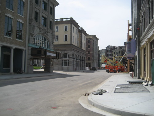 Universal Studios Hollywood Photo Update - April 17, 2010