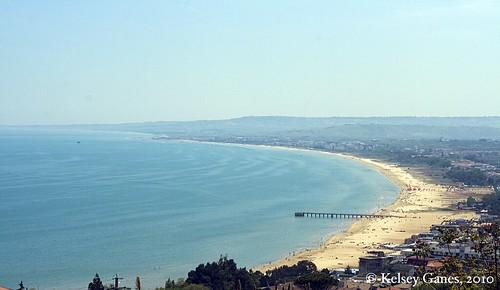 Vasto - View to the Beach
