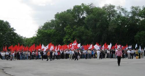 Protest Comunist (6)