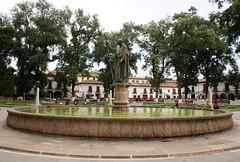 1.9 PLAZA VASCO DE QUIROGA, Pátzcuaro Michoacán