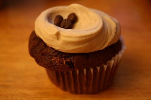 Butter Lane - Espresso Cupcake