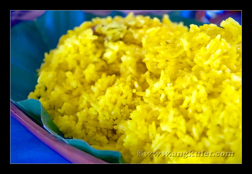 Turmeric Rice, Lunch Buffet, Sabtang Island