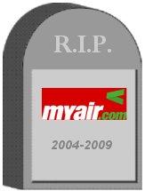 Myair Tombstone