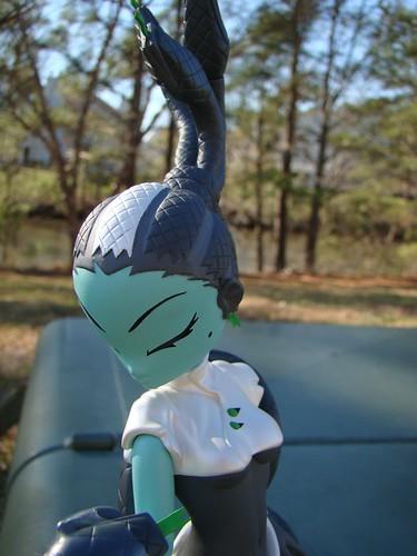 Erick Scarecrow Brooklyn boa Medusa (5)