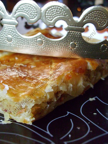 Galette des rois / French king cake