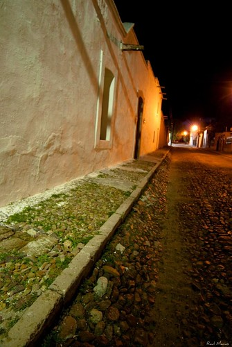 Calle nocturna