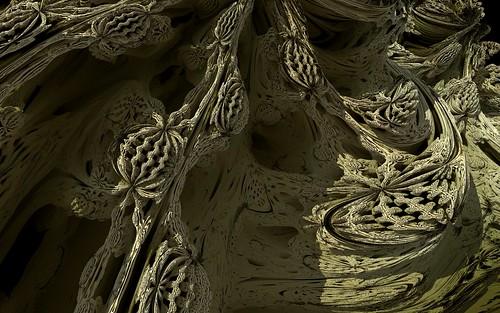 rudy rucker mandelbulb variation